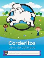 Little Lamb Activity Book (Spanish)