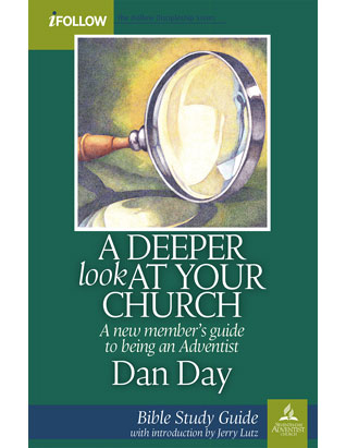 A Deeper Look at Your Church - iFollow Bible Study Guide