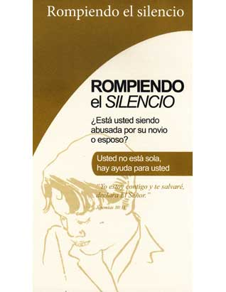 Breaking the Silence: Abused by Your Boyfriend or Husband? (Spanish) (25)