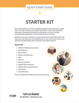 Quick Start Guide Starter Kit