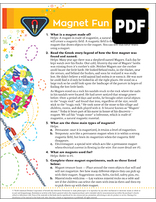 Builder Magnet Fun I  Award - PDF Do
