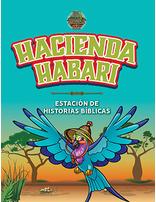 Jamii Kingdom VBS Habari Hut (Bible Story) - Spanish