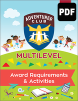 Multilevel Awards Activities - PDF Download