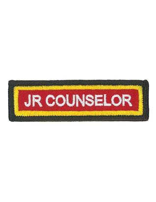 Staff Sleeve Strip - Jr Counselor