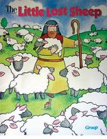 Little Lost Sheep Big Bible Book