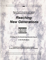 Reaching a New Generation Report #4
