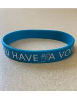 You Have a Voice Wristband