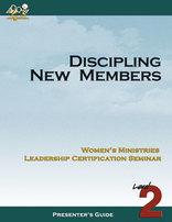Discipling New Members