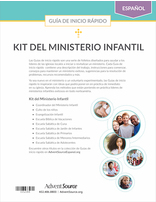 Children's Ministry Set Quick Start Guide (Spanish)