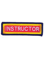 Staff Sleeve Strip - Instructor