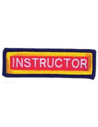Staff Sleeve Strip - Instructor
