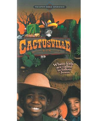 Cactusville VBX Promotional Mailer