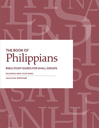 Philippians Relational Bible Studies - PDF Download
