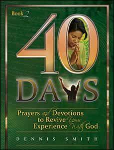 40 Days: Prayer & Devotion to Revive