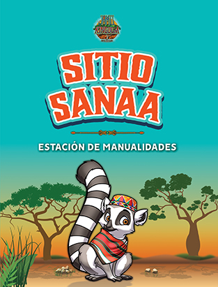 Jamii Kingdom VBS Sanaa Site (Crafts) - Spanish
