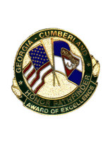 Georgia-Cumberland Conference Explorer Honor Pin