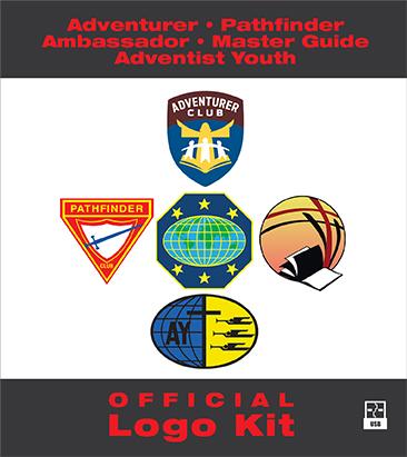 Pathfinder, Adventurer, Ambassador, Master Guide, and AY Logo Kit