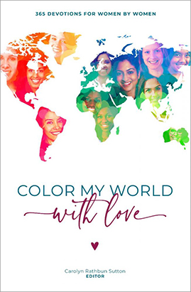 Color My World with Love - 2021 Women's Devotional