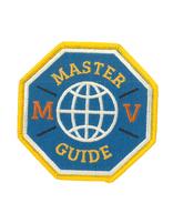 Parche MV Master Guide estilo retro