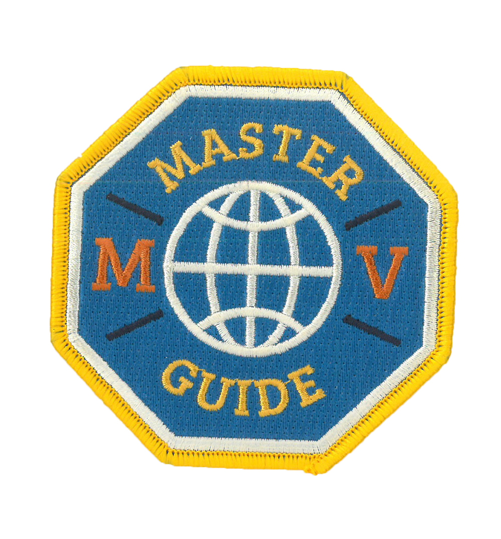 Vintage MV Master Guide Patch