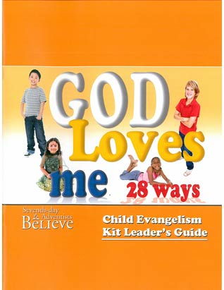 Child Evangelism Kit - Leaders Guide