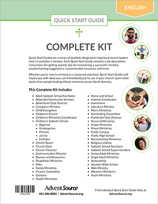 Complete Set -- Quick Start Guide