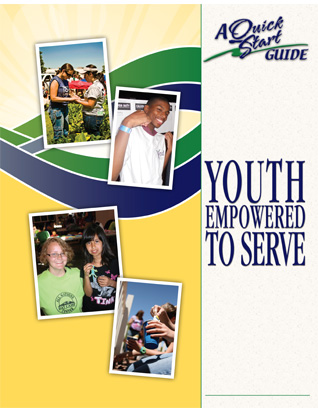 Youth Empowered to Serve Quick Start Guide