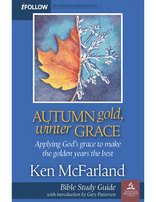 Autumn Gold, Winter Grace - Bible Study Guide
