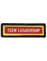 Staff Sleeve Strip - Teen Leadership (TLT)