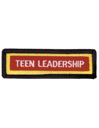 Staff Sleeve Strip - Teen Leadership