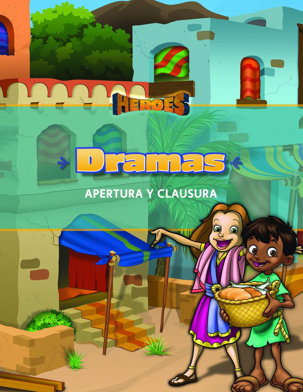 EBV 20 Héroes | Dramas de apertura y clausura