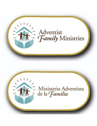 Family Ministries Pin