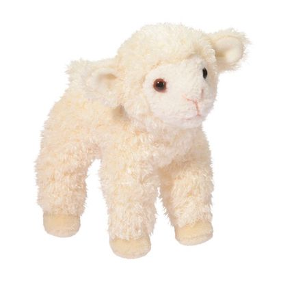 Small Stuffed Toy Lamb