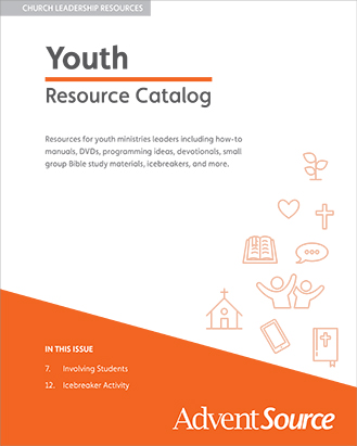 Youth Ministries Catalog