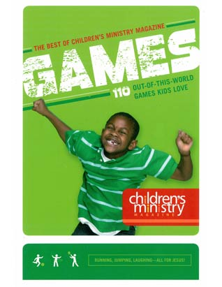The Best of Children's Ministry Magazine: Games