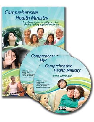 Comprehensive Health Ministry - DVD Set