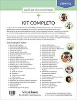 Kit Completo | Guías de inicio rápido