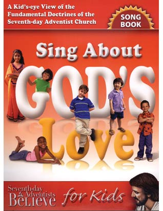 Sing About God's Love Songbook for Kids