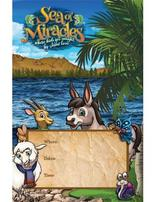 Sea of Miracles VBX Promotional Poster (Set of 5)