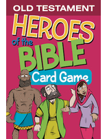 Heroes of the Bible Old Testament Card Game