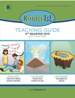 Growing Together SS Curriculum Kinder-1st Teacher's Guide 4th Qtr 2019