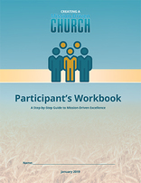 Mission-Driven Church Participant's Workbook