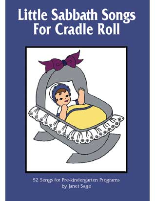 Little Sabbath Songs for Cradle Roll CD