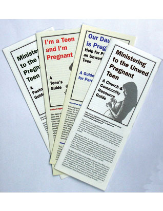 Teen Pregnancy Brochures (Set)