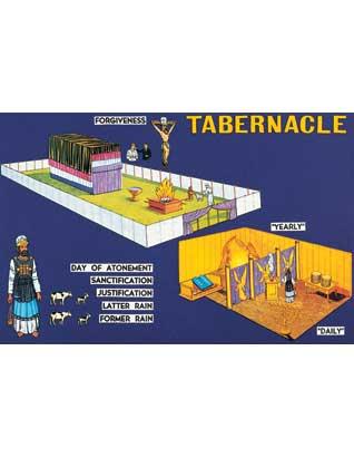 Tabernacle Felt Set