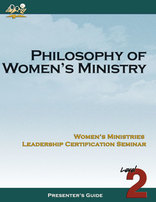 Philosphy of Women's Ministry
