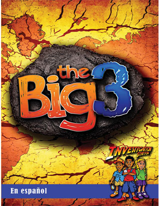 The Genesis Factor VBS: The BIG 3 Guide (Science) Spanish