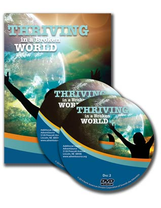 Thriving in a Broken World DVD Set Featuring John Bradshaw