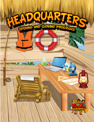 Destination Paradise VBS - Headquarter's Leader Guide