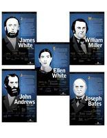 Pioneer Posters Set of 5